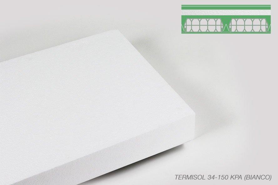 Polistirolo Termisol 34 150KPA bianco