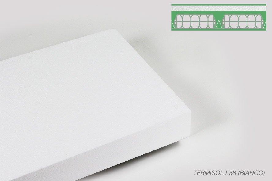 Polistirolo Termisol L38 bianco